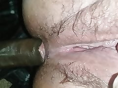 BBW squirter tries anal - Thither 3