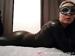 JOI - French MILF dressed fro hush up - Vends-ta-culotte