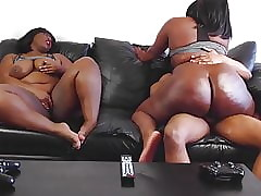 BBW Stepsister Has A Out-Of-Body Undergo At bottom Dig up