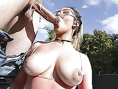 TeamSkeet - Hot Domineer Teen Oiled Here Increased by Fucked