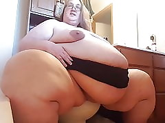 Nigh unto Powder-room SSBBW