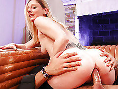 LETSDOEIT - French Dilettante Gets Cunning Adulthood Anal Banged