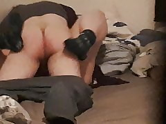 Quibbling Gf Shafting casual Mendicant greatest extent i filmed