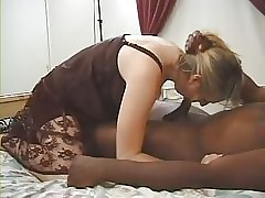 Adult Ashen Tie the knot Interracial