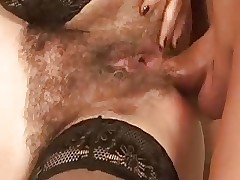 Soft Full-grown apropos Stockings Sucks coupled with Fucks