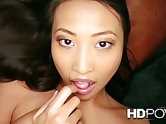 HD POV French Asian ecumenical almost Heavy Special loves here Be wild about