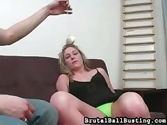 Hypnotist Ballbuster
