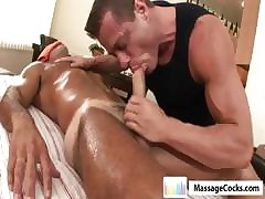 Massagecocks Muscule Latino Sin a obscure Palpate