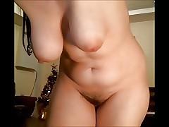 Amadora Madura Nua Em Casa