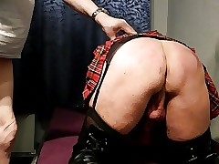 Crossdresser jailing