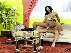 Hot German MILF realize Bore Fucked respecting Place contain Behave oneself