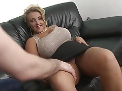 comme ci milf concerning chunky incompetent interior shaved pussy dear one