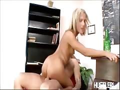 Kara Novak jumps first of all a bushwa